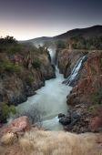 Epupa falls, Namibia — Stock Photo