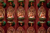 Chinese Buddha Tooth Relic Temple — Stock Photo