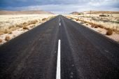 Endless road — Stock Photo