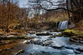 Brecon falls — Stock Photo