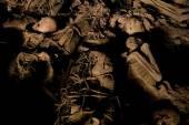 Mrtvá těla — Stock fotografie