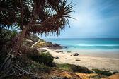 Island beach — Stock Photo