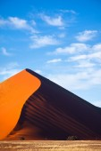 African dune — Stock Photo