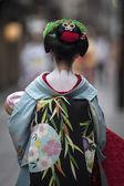 Geyşa kyoto — Stok fotoğraf