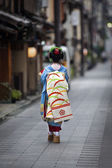 Geisha in Kyoto — Stock Photo