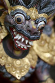 Details of an Indonesian Temple — Stock Photo