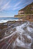 Coastal Drive scenes — Stok fotoğraf