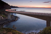 Sea Cliff Bridge — Stock Photo