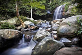 Serenity Falls — Stock Photo