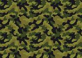 Patrón de camuflaje — Vector de stock