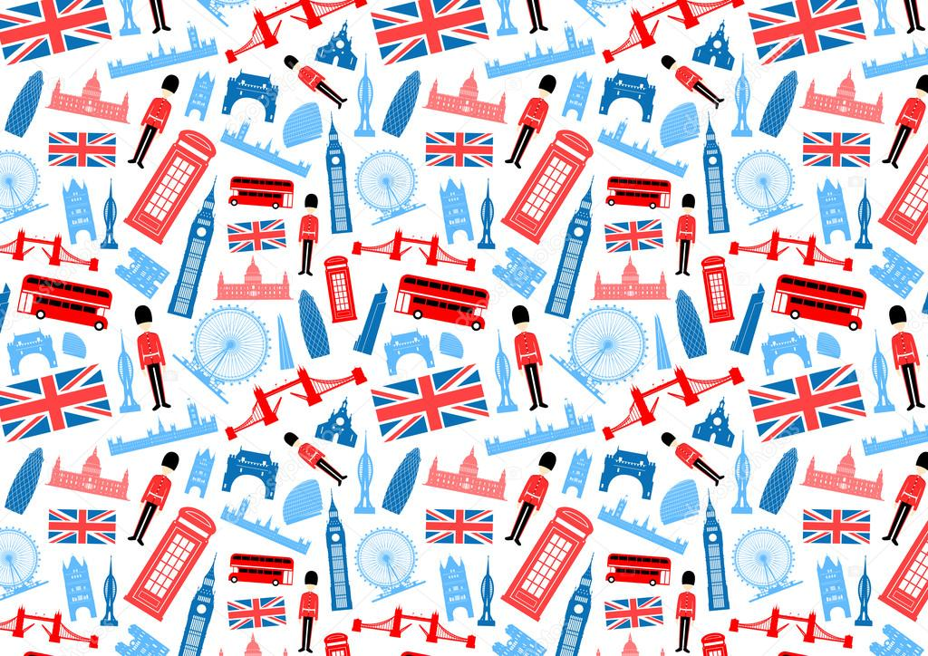 England powerpoint background
