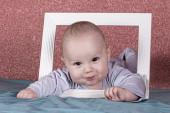 милый малыш — Стоковое фото