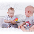 Two toddlers playing — Stock Photo #58430985