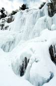 Icefall — Stock Photo