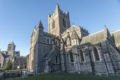Christ Church Dublin — Stock Photo