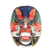 Balinese mask — Stock Photo