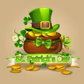 St Patricks Day 2 — Stock Vector