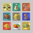 Finance icons 2 — Vector de stock  #66936785