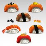 Sushi set 3 — Stock Vector #70556519