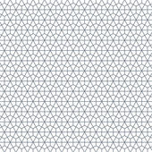 Geometric ornamental pattern background. Vector graphic template. — Stock Vector