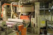 セラミック タイルの工場 — ストック写真