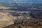 Coal mine, Sokolov,Czech Republic — Stock Photo