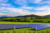 Energy panels — Stock Photo
