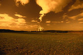 Nuclear power plant Temelin in Czech Republic Europe — Stock Photo
