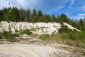 Landscape, coal mine Sokolov, Czech Republic — Stock Photo