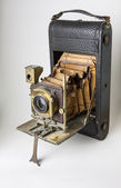 Bellows camera — Stock Photo