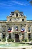 Prefecture in Montpellier, South of France — Stock Photo