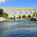 Pont du Gard France — Stock Photo #51984629