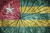 多哥的旗帜 — 图库照片