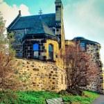 Calton Hill in Edinburgh, Scotland, UK — Stock Photo #57461993