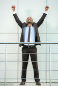 African Businessman — Stock Photo