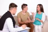 Family Psychologist — Foto de Stock