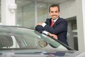 Automobile industry — Stock Photo