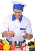Cook — Stock Photo