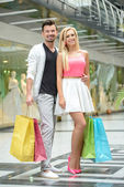 Shopping — Stockfoto