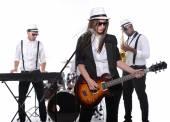 Musikband — Stockfoto
