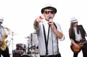 музыкальная группа — Стоковое фото