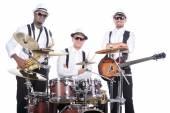 音楽バンド — ストック写真