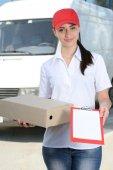Delivery — Foto de Stock