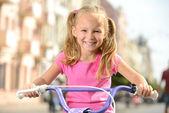 Bicicleta da rua — Fotografia Stock