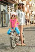 ストリート バイク — ストック写真