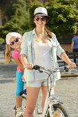 Straat fiets — Stockfoto