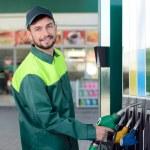 Petrol filling station — Stock Photo #57245165