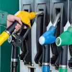 Petrol filling station — Stock Photo #57245489