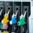 Petrol filling station — Stock Photo #57245499