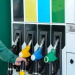 Petrol filling station — Stock Photo #57245509